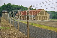 Buchenwald Barbed Wire Fence and Watchtower 0001