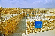 Tel Arad The Israelite Temple 001