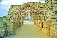 Caesarea Roman Arches 003