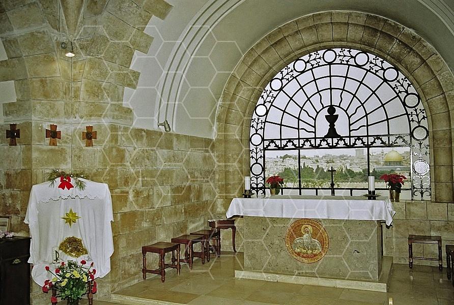 Jerusalem Dom Flevit 0003