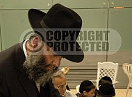 Kotel Purim 023
