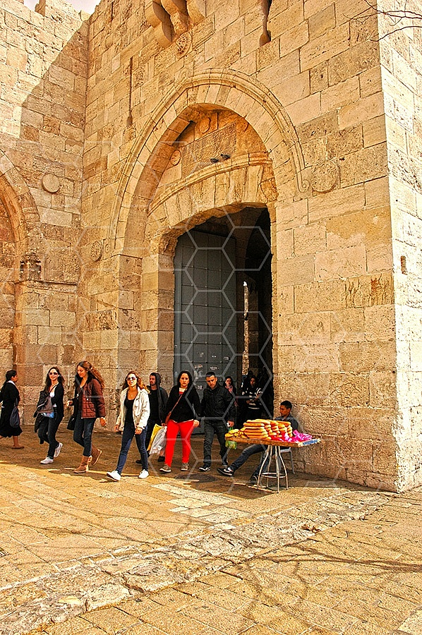 Jerusalem Old City Jaffa Gate 016