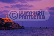 Yaffo At Sunset 0005