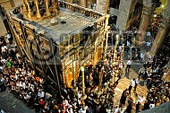 Jerusalem Holy Sepulchre Jesus Tomb 002