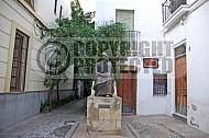 Cordoba Maimonides Statue 0002