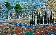 Jerusalem Absalom Tomb 001