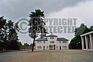 Sachsenhausen Entrance Gate 0004
