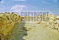 Tel Arad Walkway 001