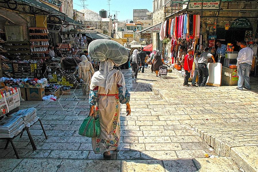 Jerusalem Old City Market 044