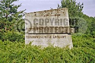 Treblinka Entrance To The Camp 0006