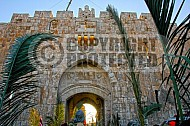 Jerusalem Old City Lions Gate 004