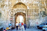 Jerusalem Old City Lions Gate 007