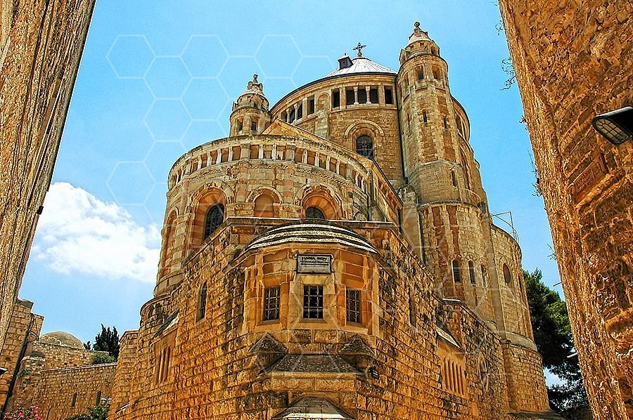 Jerusalem Dormaition Abbey 001