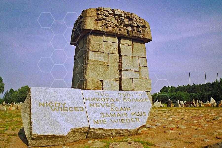Treblinka Monument To The Victims of Extermination 0003