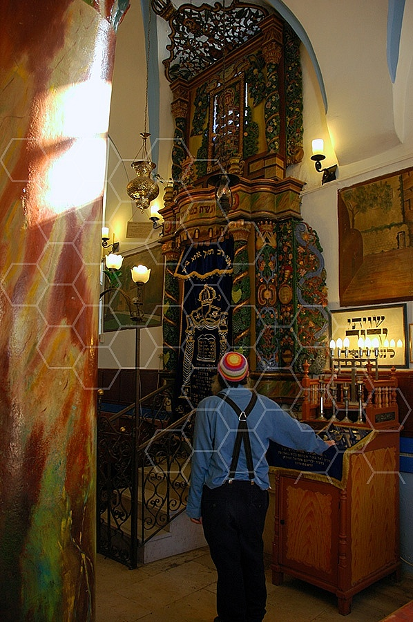 Safed Haari Ashkenazi Synagogue 006