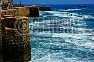 Akko Sea Wall 0004