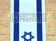 Israel Flag 068