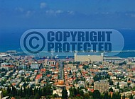 Haifa Baha I Gardens 0006
