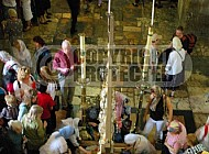 Jerusalem Holy Sepulchre Stone Of Anointing 050