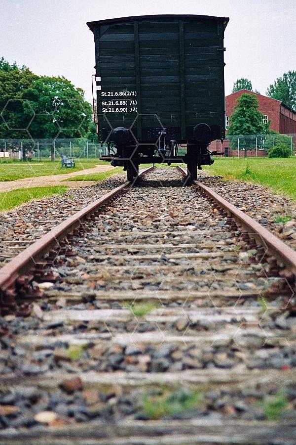 Neuengamme Railway Station 0006