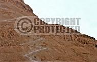 Masada Snake Path 001