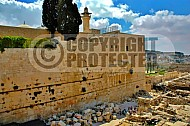 Jerusalem Old City Southern And Western Wall Excavation 007