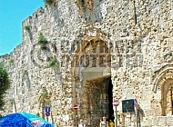Jerusalem Old City Zion Gate 011