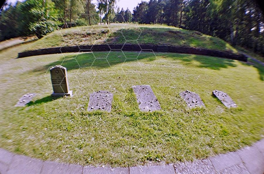 Bergen Belsen Memorial for Barracks 0001