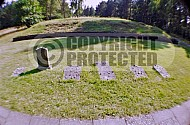 Bergen Belsen Memorial for Barracks 0001
