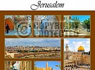Jerusalem Photo Collages 017