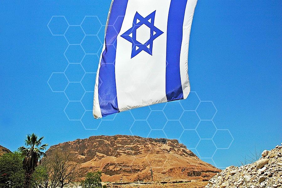 Masada View 001