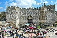Jerusalem Old City Damascus Gate 004