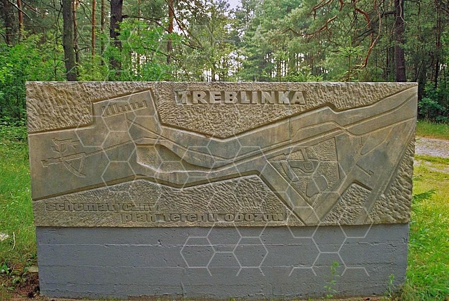 Treblinka Entrance To The Camp 0005