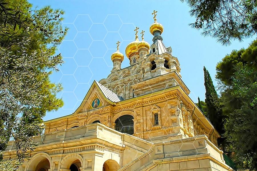 Jerusalem Mary Magdalena 004