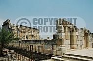 Kfar Nahum Synagogue 0006