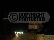 Kotel View At Night 012