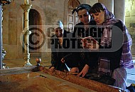 Jerusalem Holy Sepulchre Stone Of Anointing 036