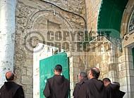 Jerusalem Via Dolorosa Station 9 - 024