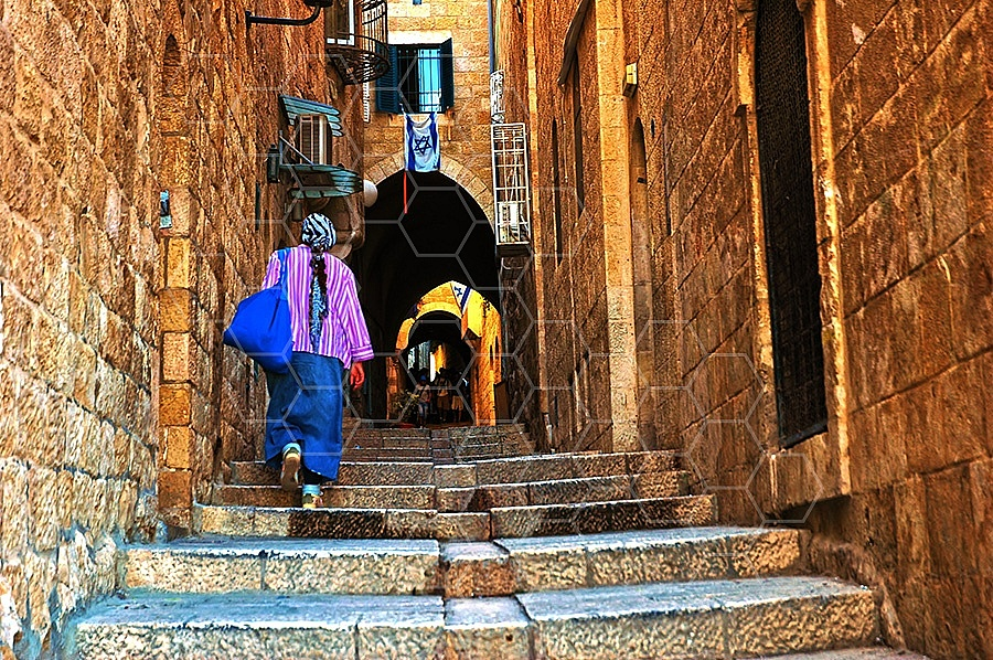 Jerusalem Old City Jewish Quarter 004