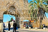 Jerusalem Old City Dung Gate 005