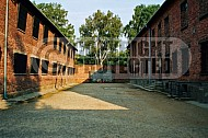 Auschwitz Execution Wall 0004