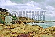 Achziv Ancient Port 006