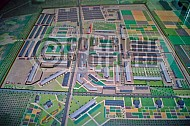 Westerbork Model of The Westerbork Concentration Camp 0001