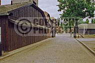Auschwitz Camp Gates 0020