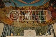 Jerusalem Franciscan Church Of Bethphage 003