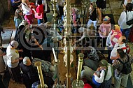 Jerusalem Holy Sepulchre Stone Of Anointing 023