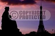 Paris - Eiffel Tower 0001