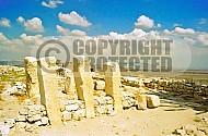 Tel Megiddo Ruins 010