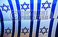 Israel Flag 014