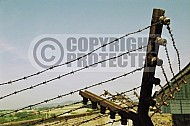Mauthausen Barbed Wire Fence 0013
